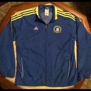 2009 Boston Marathon Windbreaker Jacket